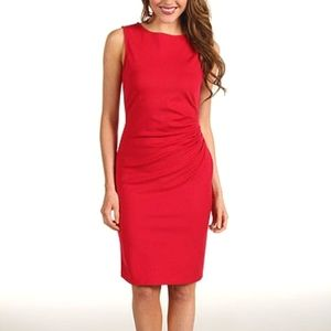 Kenneth Cole New York Hillary Double Knit Dress